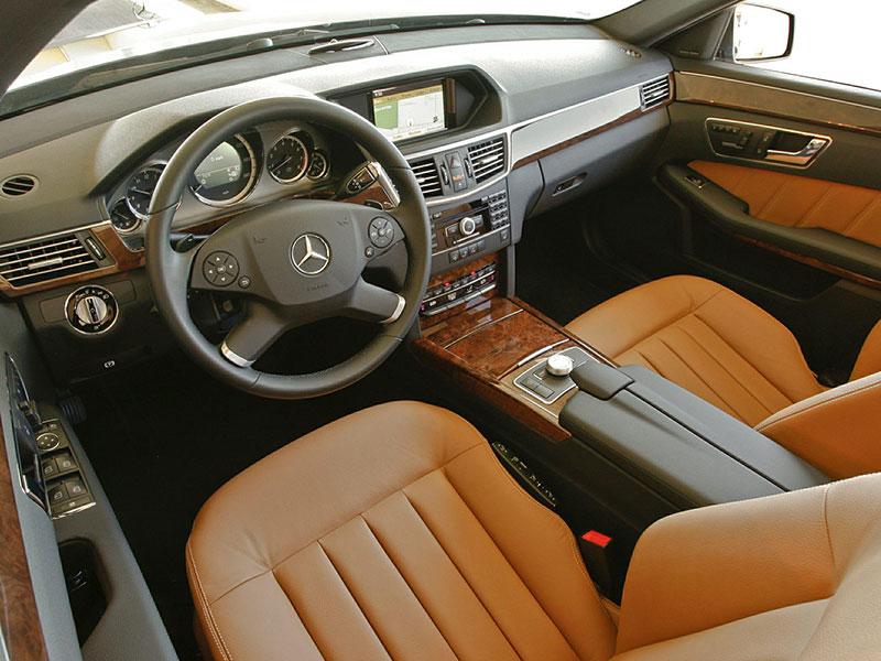 Athens Taxi Quality Fleet - Mercedes E Class 1